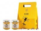 西班牙原瓶原装进口福仕橙花蜂蜜500g*2礼盒装