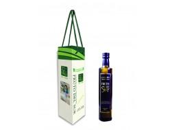 西班牙原装进口冷压特级初榨皮夸尔品种福仕橄榄油500ml单支装